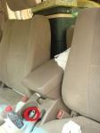 Centre cockpit of car