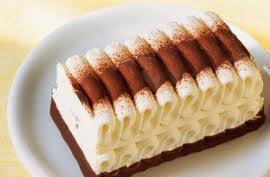 Plate of vienetta ice cream